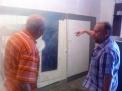 CON ANTONIO CARVAJAL EN MI ESTUDIO (3)